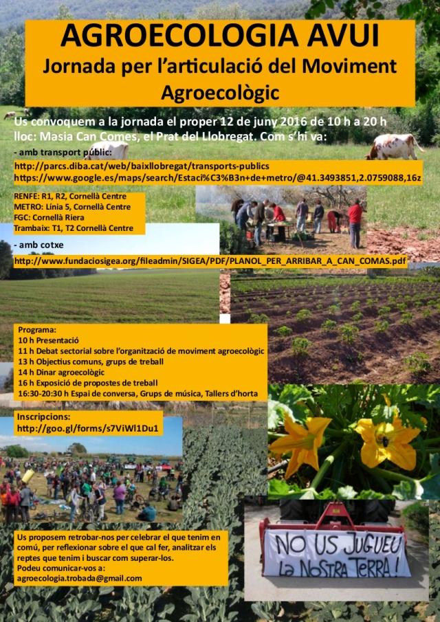 Aresta_Trobada Agroecològica