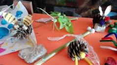 Insectes reciclats!