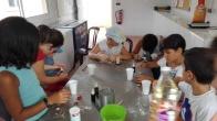 creant les nostres aquareles